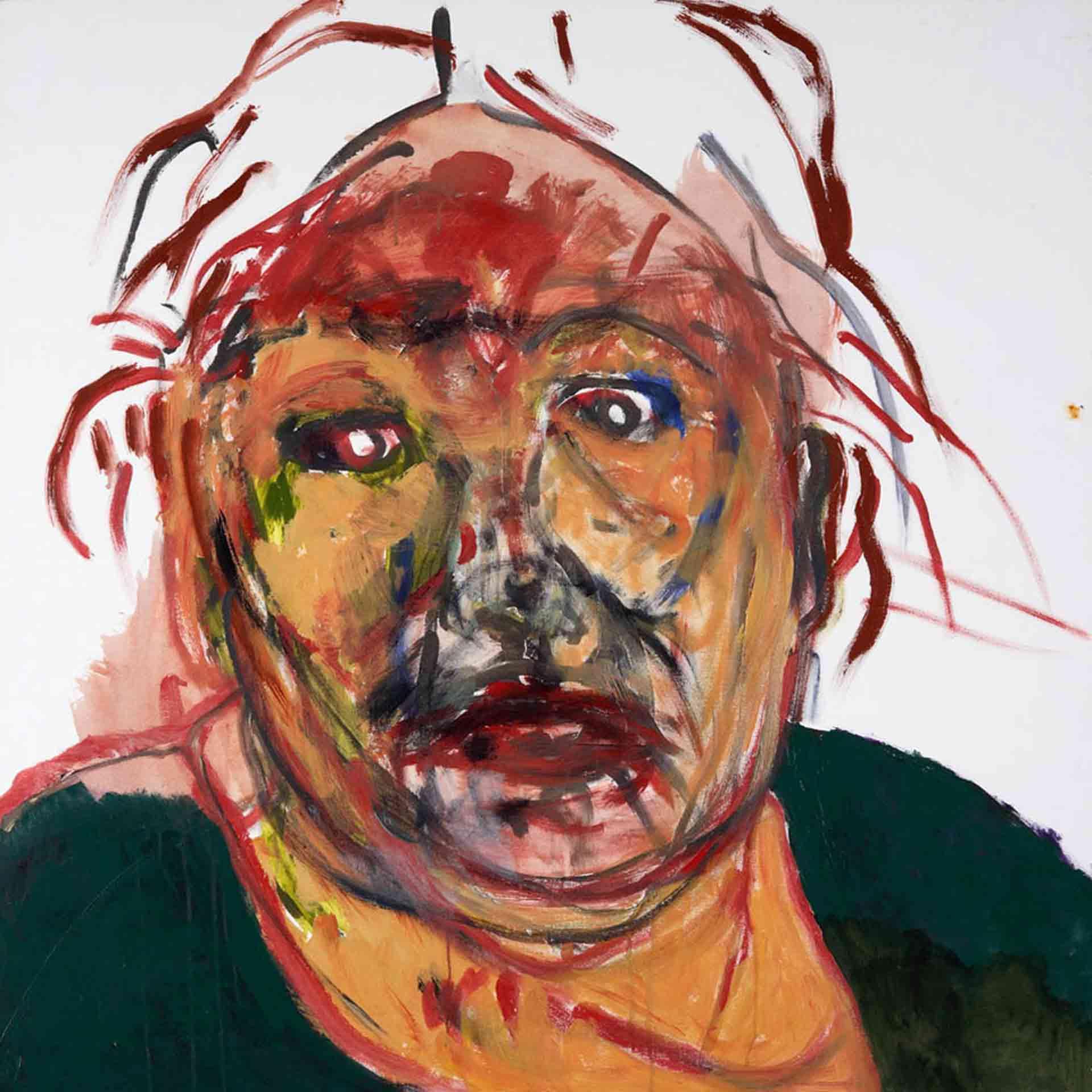 Self Portrait Blind